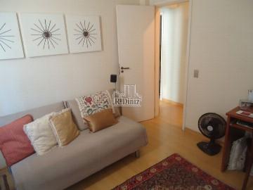 Apartamento À venda, Botafogo, Humaitá, Rio de Janeiro, RJ. 3 quartos, zona sul, cobal. - AP011055 - 7