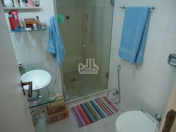 Apartamento À venda, Botafogo, Humaitá, Rio de Janeiro, RJ. 3 quartos, zona sul, cobal. - AP011055 - 12
