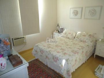 Apartamento À venda, Botafogo, Humaitá, Rio de Janeiro, RJ. 3 quartos, zona sul, cobal. - AP011055 - 13