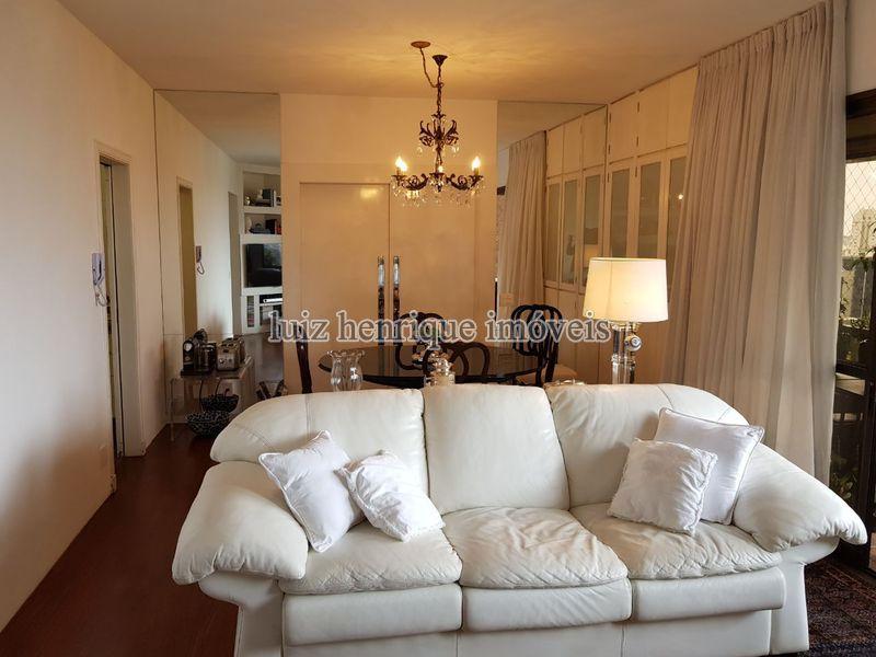 Apartamento Funcionários,Belo Horizonte,MG À Venda,3 Quartos,115m² - A3-132 - 3
