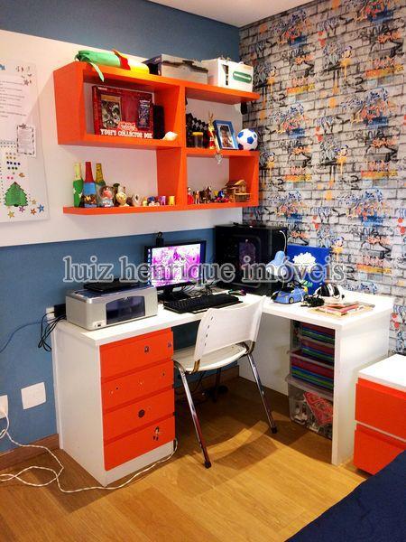 Apartamento Funcionários,Belo Horizonte,MG À Venda,4 Quartos,222m² - A4-231 - 26