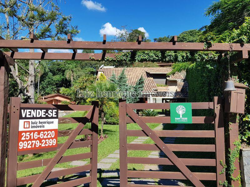 Casa 2 quartos à venda Ouro Velho Mansões, Nova Lima - R$ 850.000 - Casa 17 - 3