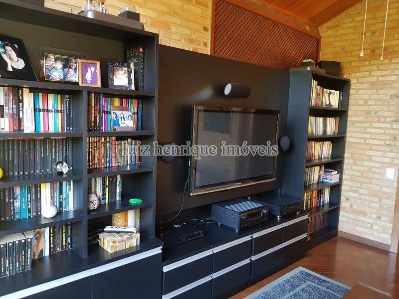 Casa 2 quartos à venda Ouro Velho Mansões, Nova Lima - R$ 850.000 - Casa 17 - 19