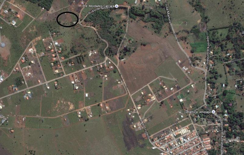 Terreno de 20.000m² À Venda em Mocambeiro, Matozinhos/MG - VTR004 - 1