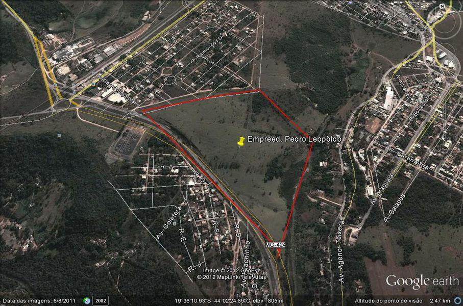 LOTE, PARA VENDA, CAMPINHO, PEDRO LEOPOLDO, MINAS GERAIS - VLT045 - 3