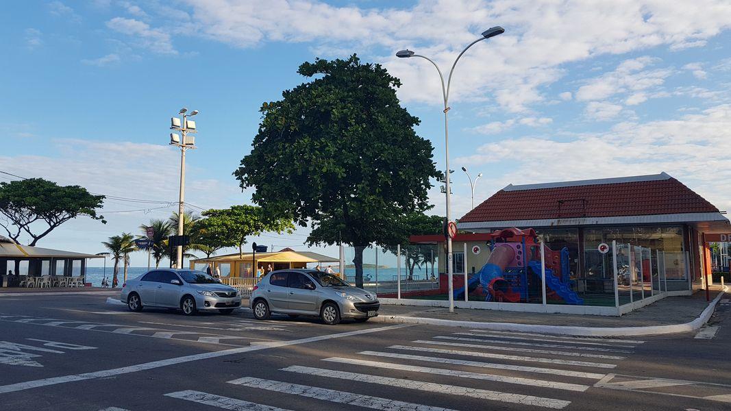 Apartamento para Locação de Temporada na Orla da Praia de Itaparica em Vila Velha/ES - Todo Mobiliado, Padrão Luxo, Ótima Localização, próximo ao Shopping, Bares, Restaurantes, Supermercados. - TAPES001 - 28