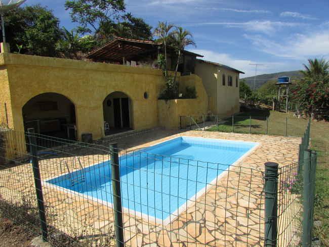 Casa, À Venda, Vera Cruz de Minas, Pedro Leopoldo, MG - vcs33 - 1